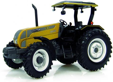 "Universal Hobbies - Traktor Valtra A850 ""Gold Edition"" 1:32"