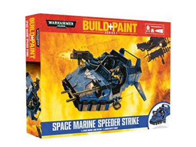 Warhammer - Space Marine Speeder Strike