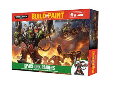 Warhammer - Space Ork Raiders
