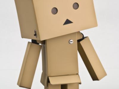 Yotsubato - Actionfigur Revoltech Danboard Original Rittaika Sakusen