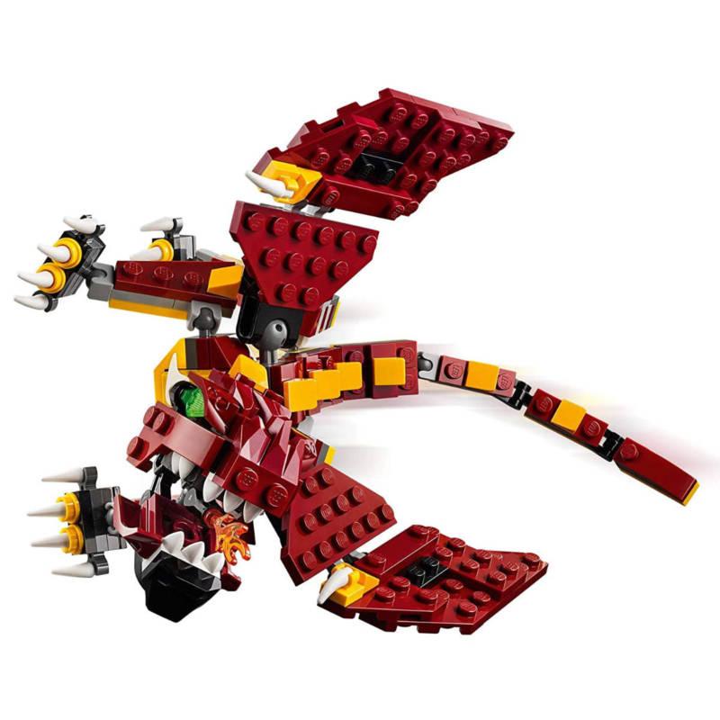 Ludibrium-LEGO® Creator 31073 - Fabelwesen