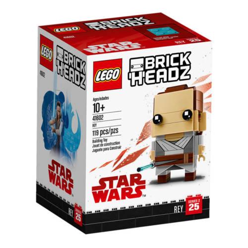 Ludibrium-LEGO BrickHeadz 41602 - Rey - Klemmbausteine