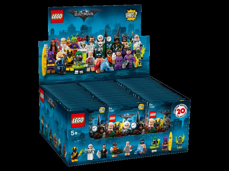 LEGO Batman Movie 71020 - THE LEGO® BATMAN MOVIE