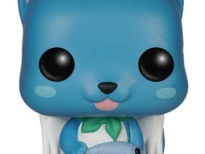 Fairy Tail - POP Animation Vinyl Figur Happy
