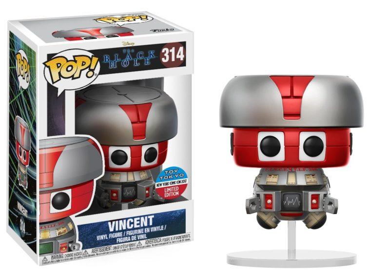 Das schwarze Loch - POP Disney Vinyl Figur Vincent