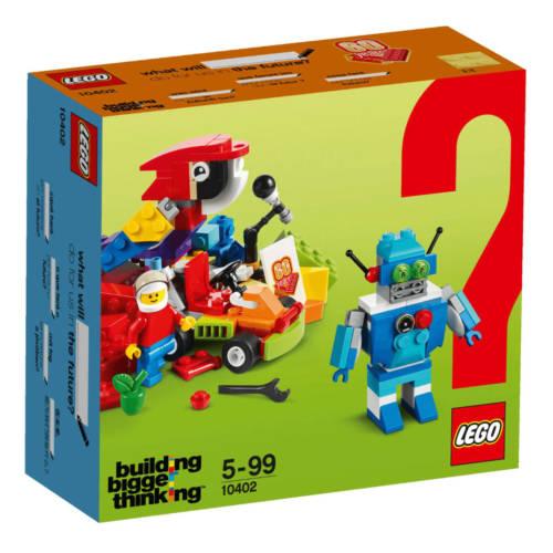 Ludibrium-LEGO Classic 10402 - Spaß in der Zukunft - Klemmbausteine