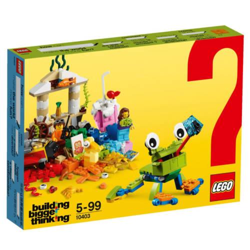Ludibrium-LEGO Classic 10403 - Spaß in der Welt