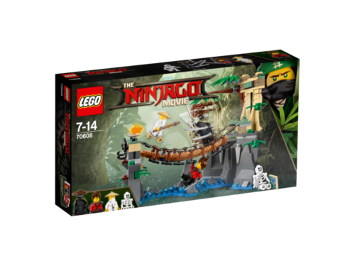 LEGO Ninjago Movie 70608 - Meister Wu's Wasser-Fall