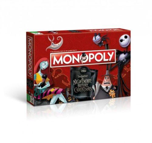 Nightmare before Christmas - Brettspiel Monopoly