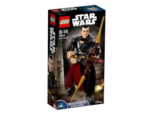 Lego Star Wars 75524 - Chirrut Imwe