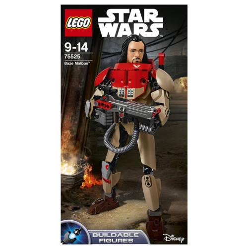 Ludibrium-Lego Star Wars 75525 - Baze Malbus