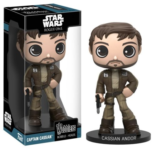 Star Wars - Rogue One POP! Vinyl Wackelkopf-Figur Captain Cassian