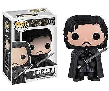 Game of Thrones - POP Vinyl Figur Jon Snow