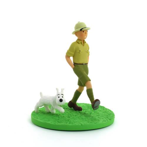 """Szene """"Tintin explorateur"""""""