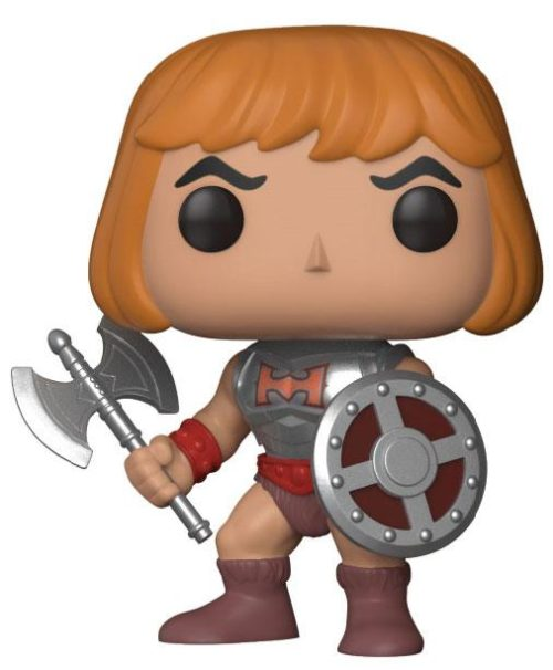 Masters of the Universe POP - Television Figur Battle He-Man