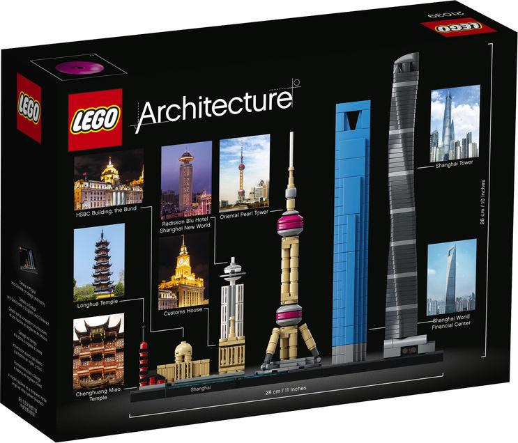 LEGO Architecture 21039_Shanghai