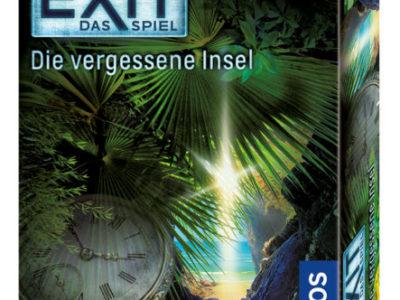 Kosmos EXIT - Die vergessene Insel
