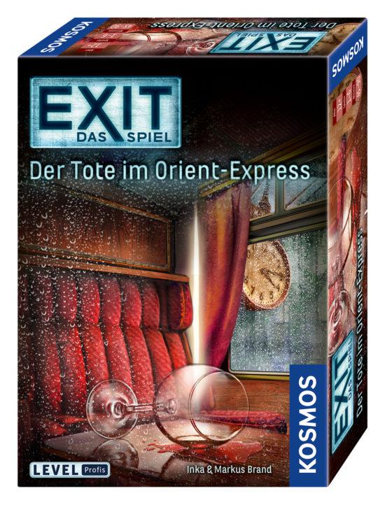 Kosmos EXIT - Der Tote im Orient-Express