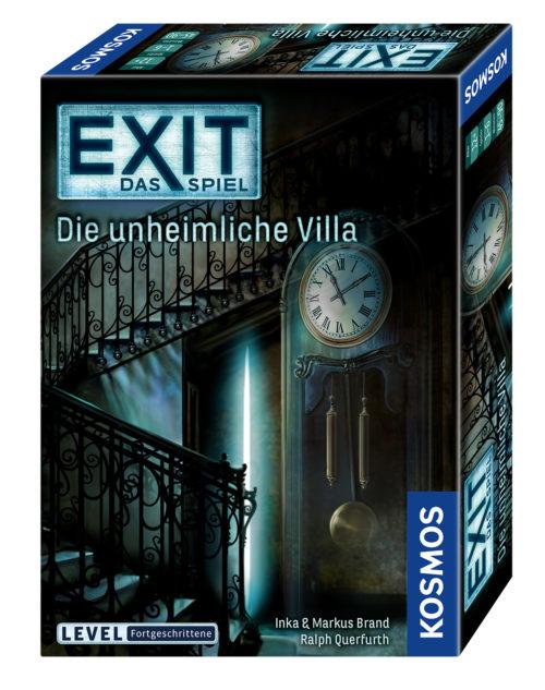 Kosmos EXIT -Die unheimliche Villa