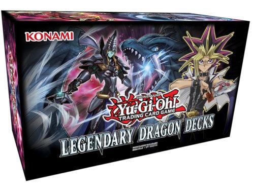 Yu-Gi-Oh - Legendary Dragon Deck