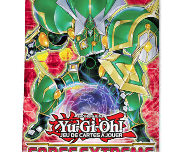 Yu-Gi-Oh - Extreme Force 1 Booster - deutsch