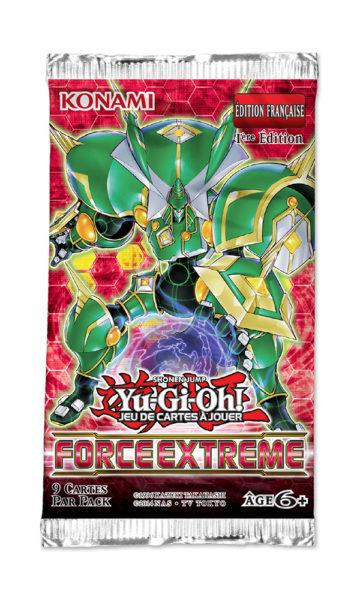 Yu-Gi-Oh - Extreme Force 1 Booster - deutsch