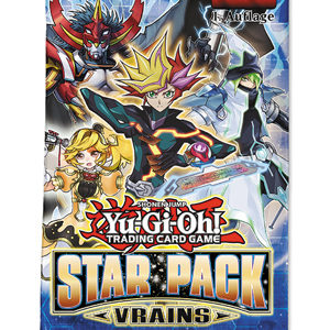 Yu-Gi-Oh - Star Pack: VRAINS Booster