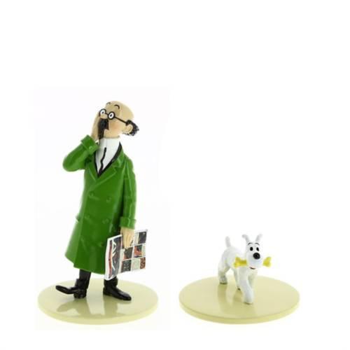 """Tim und Struppi Bienlein mit Struppi """"Lisez Tintin"""""""