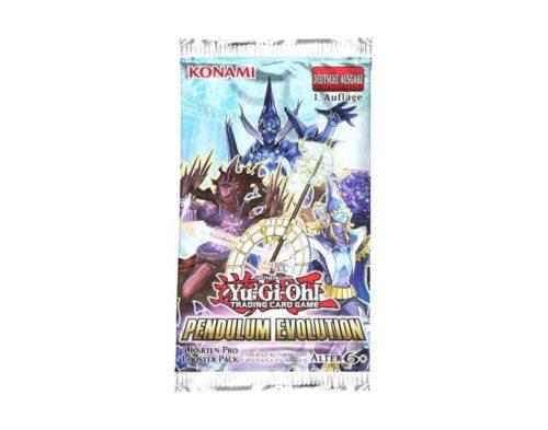 Yu-Gi-Oh - Pendulum Evolution Booster