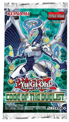 Yu-Gi-Oh! Code of the Duelist 1 Booster