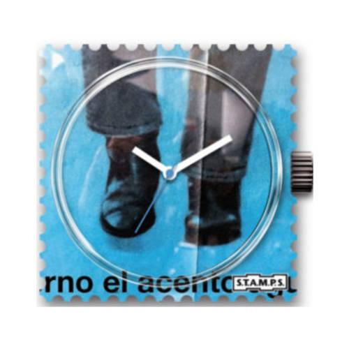 S.T.A.M.P.S. - Uhrenmotiv Tramper