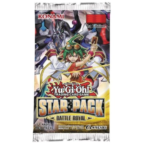 Star Pack: Battle Royale - 1 Booster - Deutsch - 1. Auflage