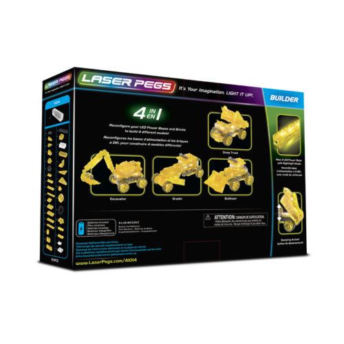 Laser Pegs - 4 in 1 Dump Truck