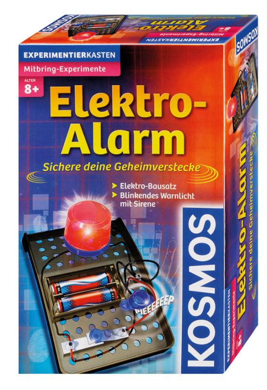 Experimentierkasten - Elektro-Alarm