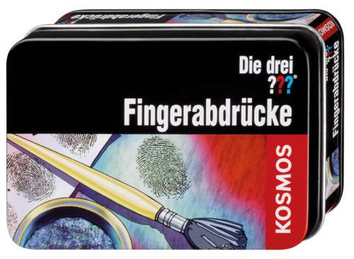 Kosmos - Die drei ??? - Fingerabdrücke