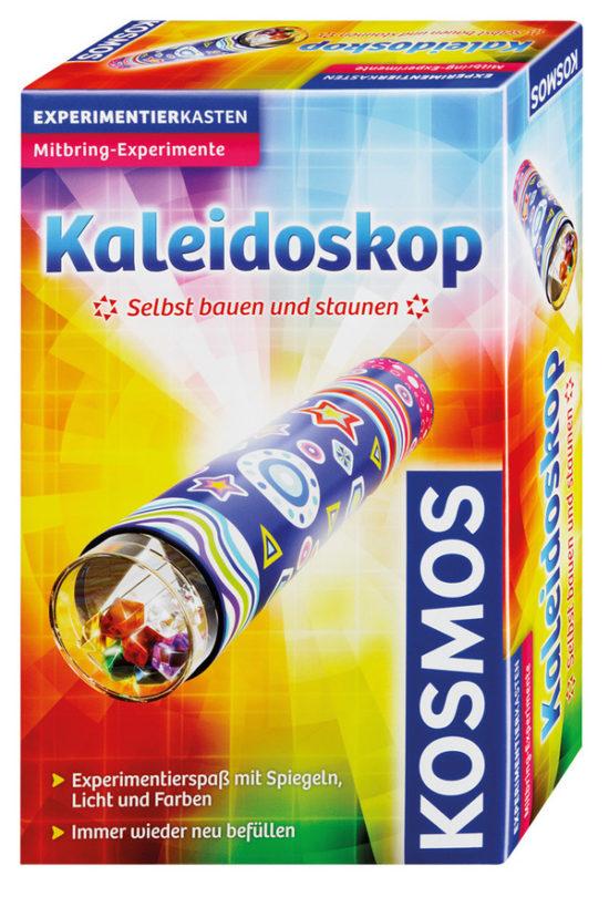 Experimentierkasten - Kaleidoskop