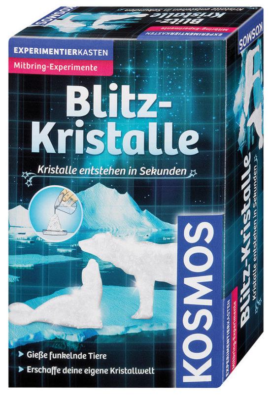 Experimentierkasten - Blitz-Kristalle
