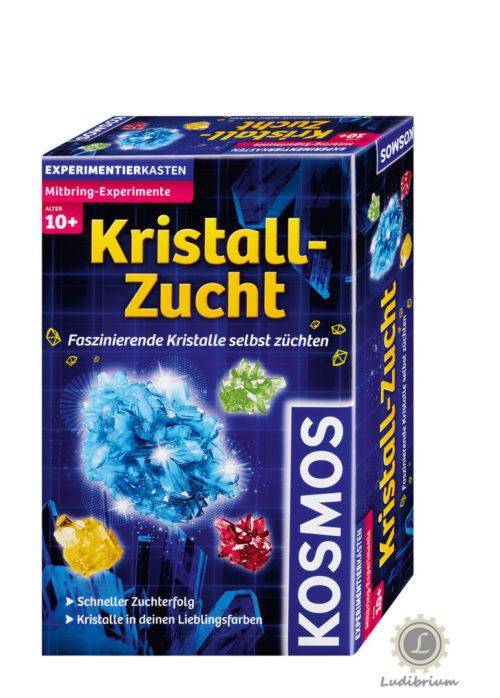 Kosmos - Experimentierkasten -Kristall-Zucht