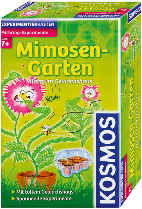 Kosmos - Experimentierkasten - Mimosen-Garten
