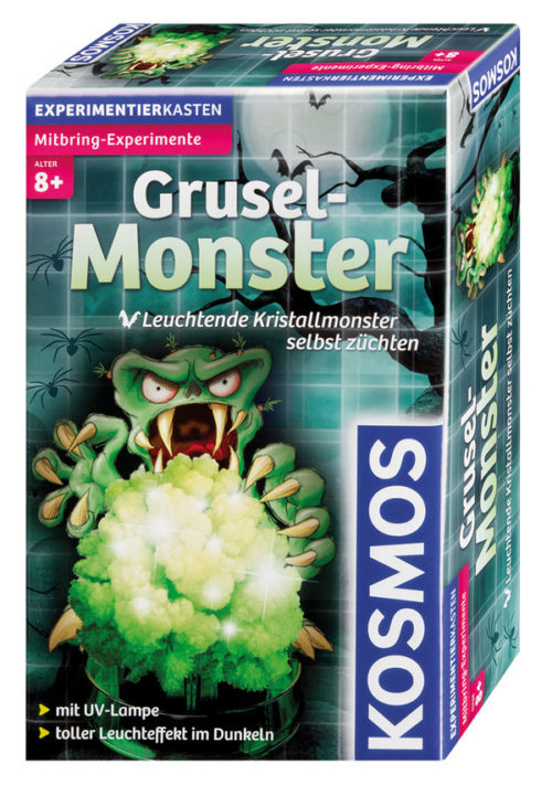 Kosmos - Experimentierkasten - Grusel-Monster
