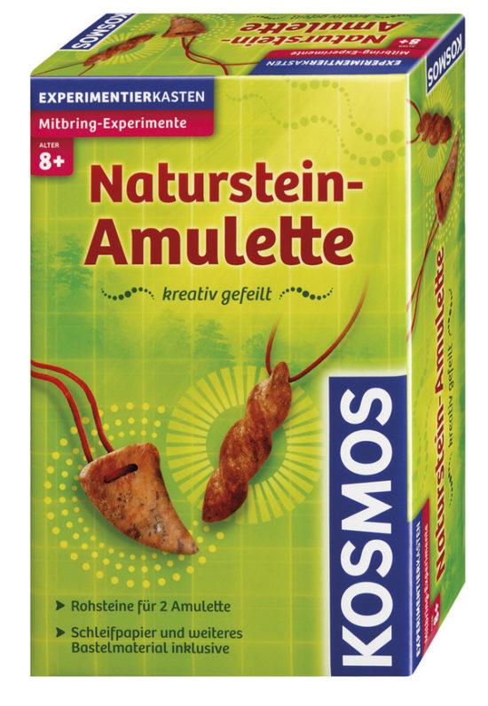 Experimentierkasten - Naturstein-Amulette