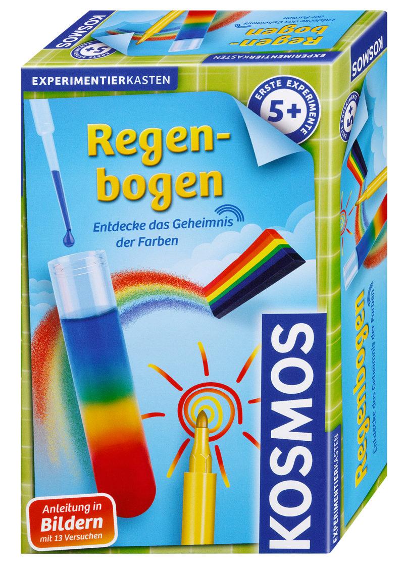 Experimentierkasten - Regenbogen