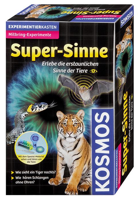Kosmos - Experimentierkasten - Super-Sinne