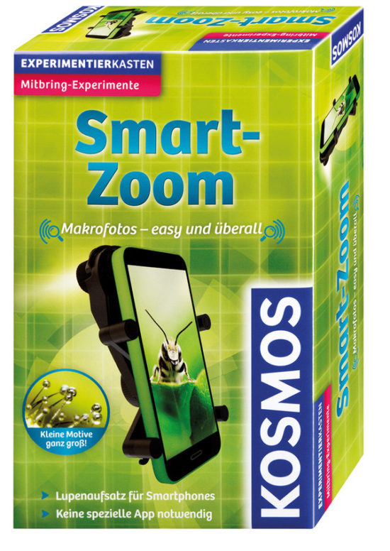 Experimentierkasten - Smart-Zoom