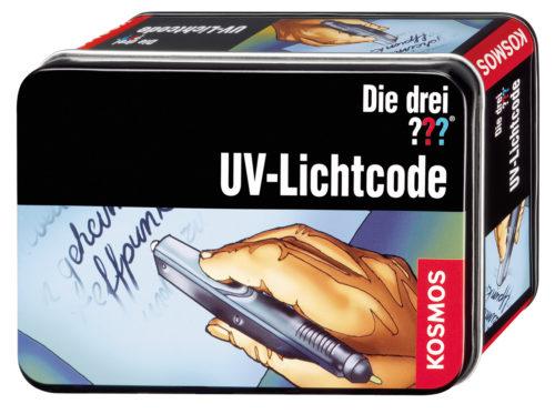 Kosmos - Die drei ??? - UV-Lichtcode