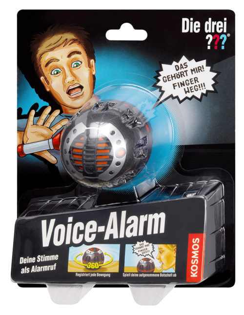 Kosmos Die drei ??? -Voice-Alarm