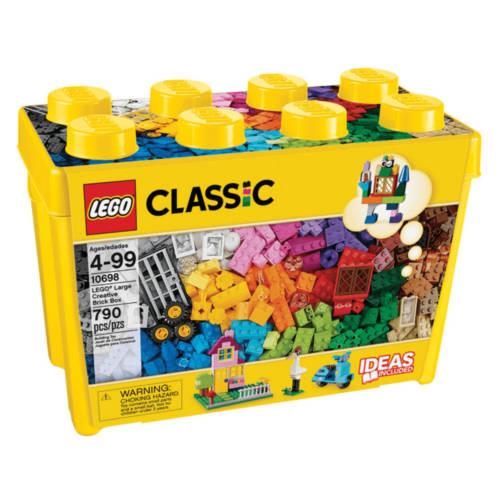 Ludibrium-LEGO® Classic 10698 - Große Bausteine-Box