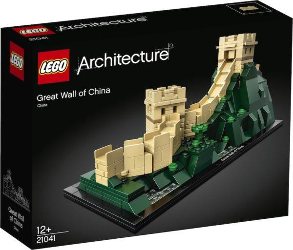 LEGO Architecture 21041 - Die chinesische Mauer