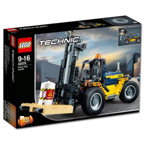 LEGO Technic 42079 - Schwerlast-Gabelstapler