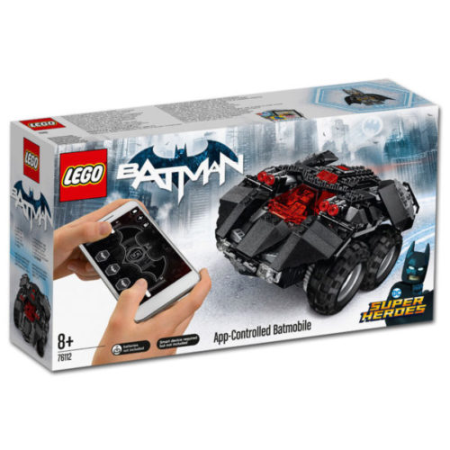LEGO Super Heroes 76112: Batman - App-Gesteuertes Batmobile